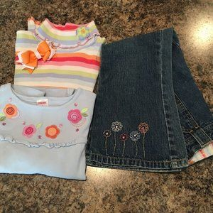 Gymboree Matching Set